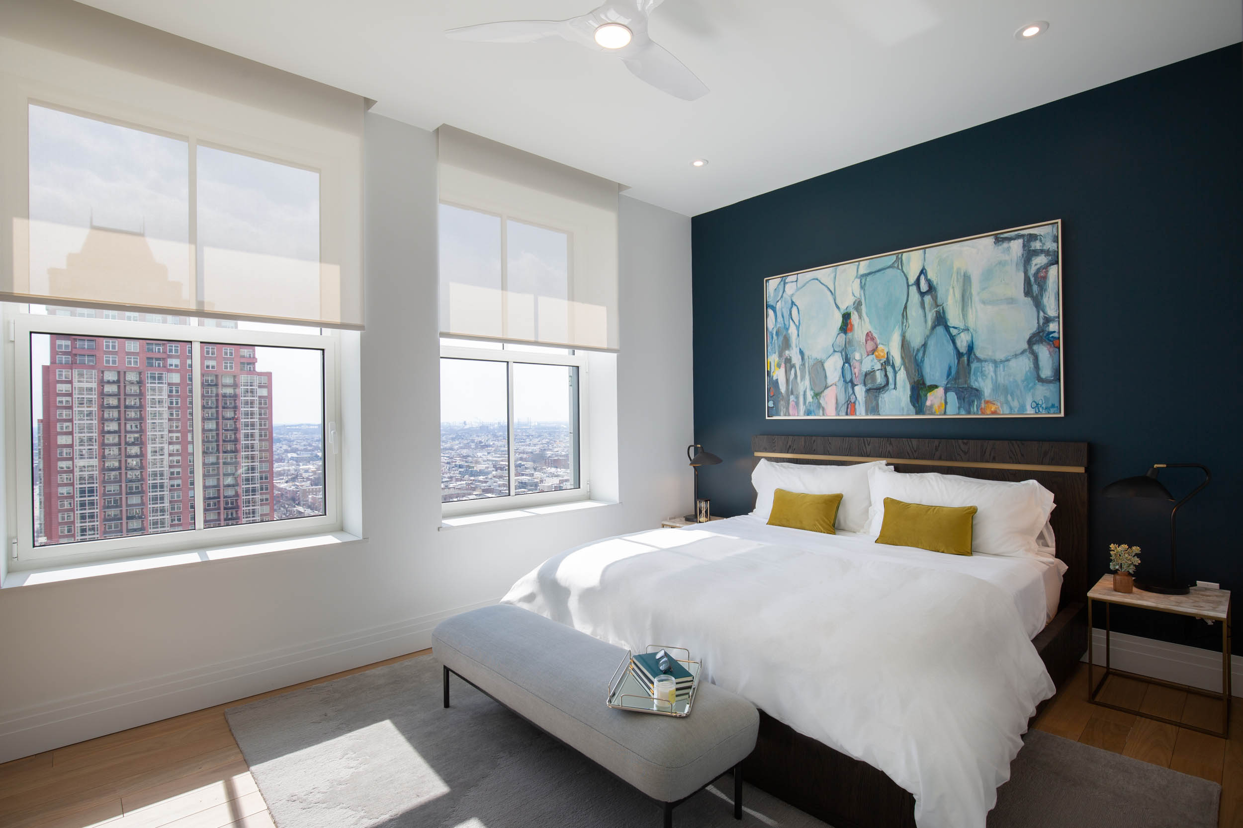 3BR A Bedroom View Modern