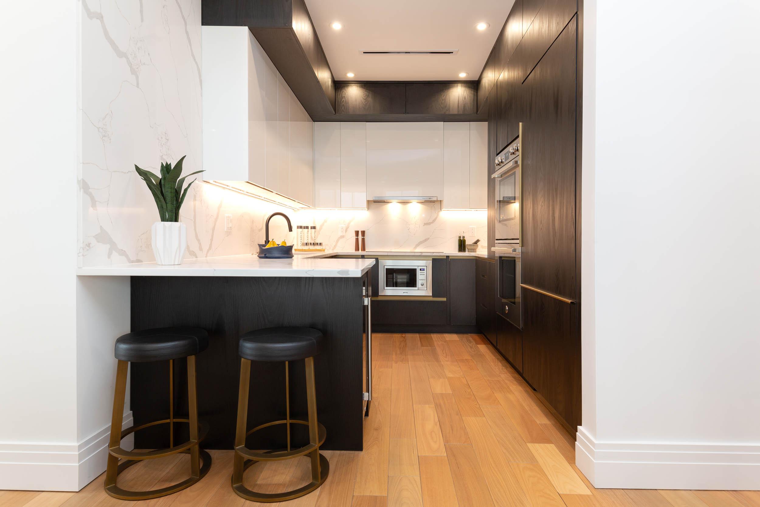 3BR A Kitchen Modern